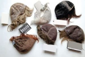 rodzaje peruk i sposoby montowania