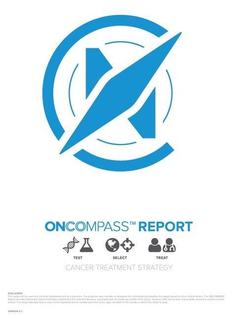 serwis oncompass, rak piersi raport