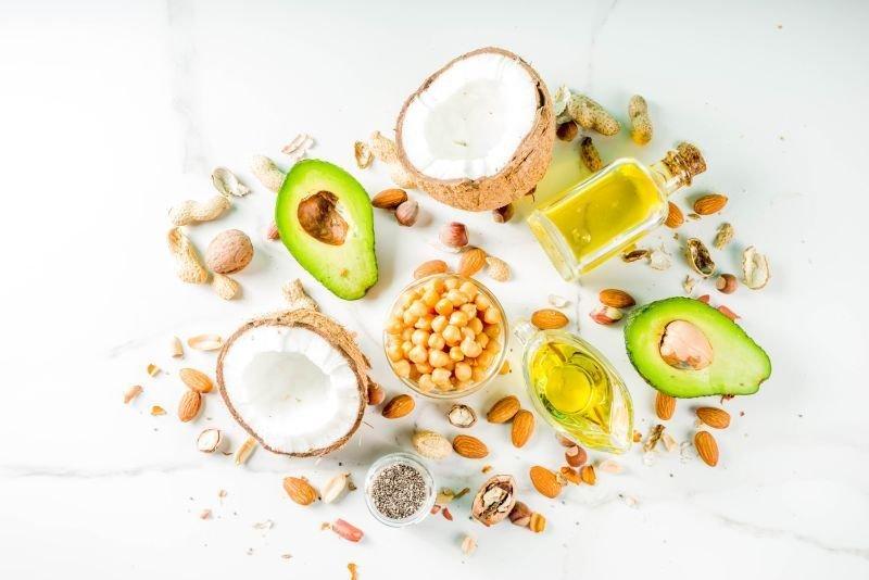 Dobre i złe tłuszcze w diecie nowotworowej