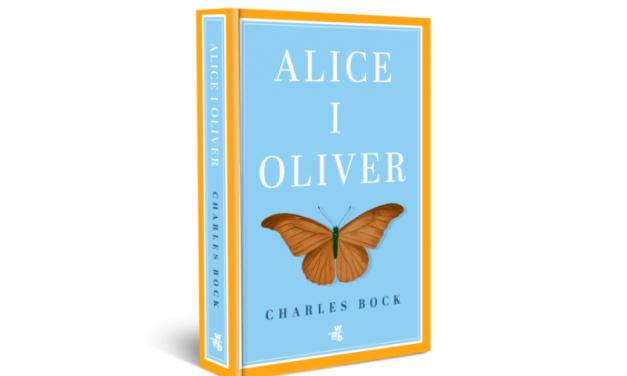 Alice i Oliver – premiera książki Charlesa Bocka
