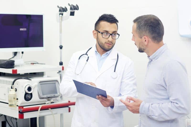 Onkolog – przygotowanie do pierwszej wizyty