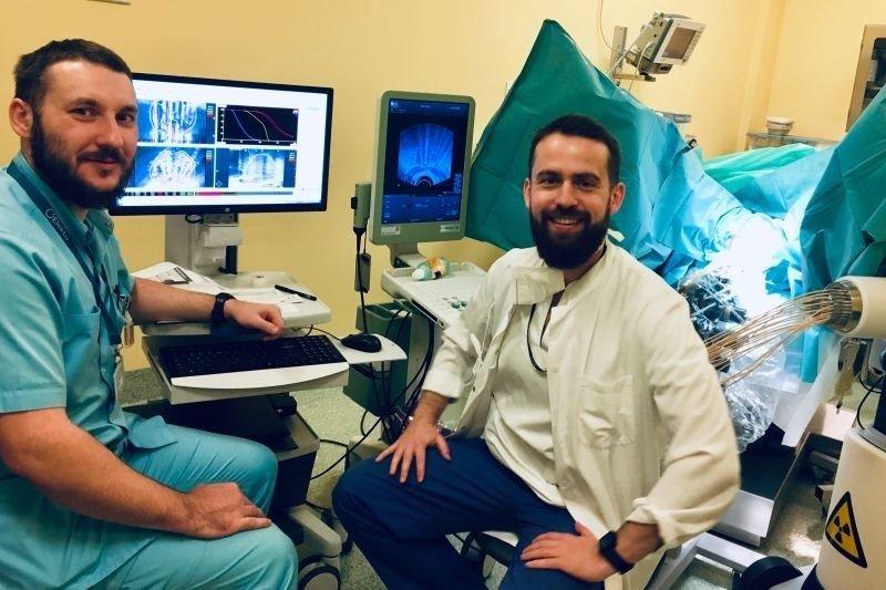 brachyterapia stercza WCO