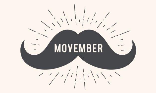 Kampania Movember 2020 w Polsce. Zapuść wąsy!