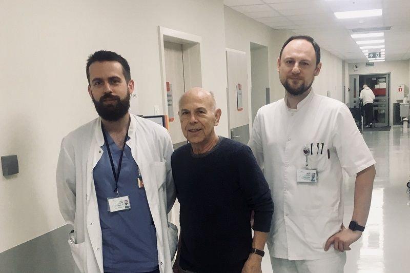 Radioterapia raka prostaty – rozmowa z Panem Andrzejem
