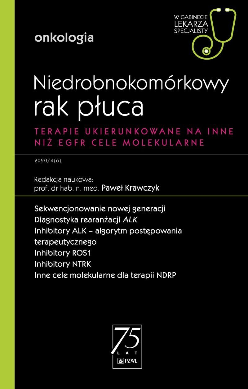 pzwl niedrobnokomórkowy rak płuca książka