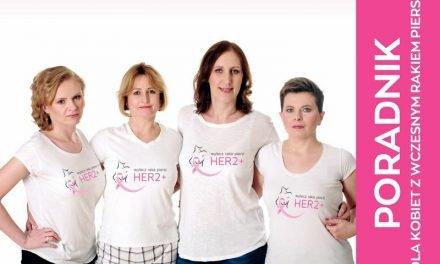 Poradnik dla kobiet z wczesnym rakiem piersi